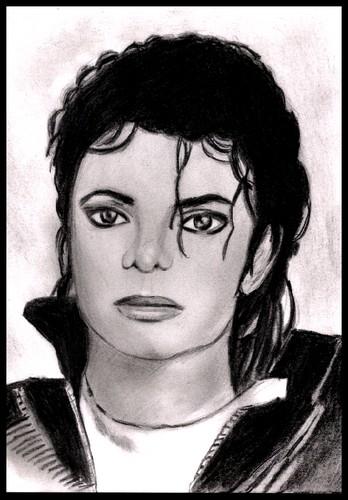 Michael Jackson by jinsei